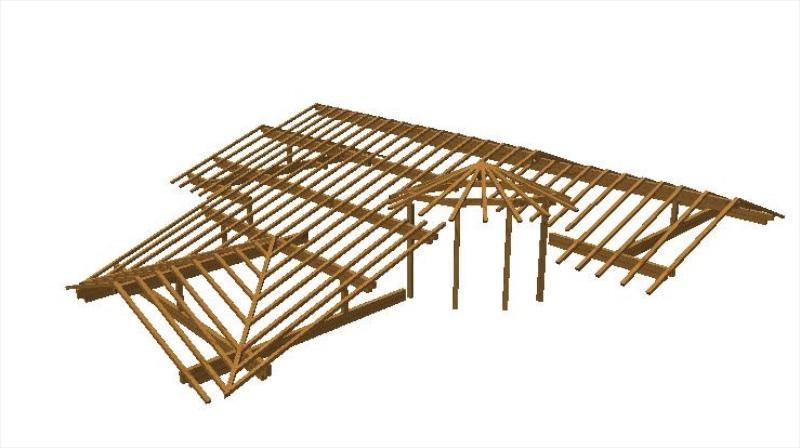 Zimmermeister Holzbauplanung